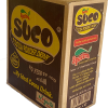 suco cocoa powder drink 300g x 12 a carton sideview